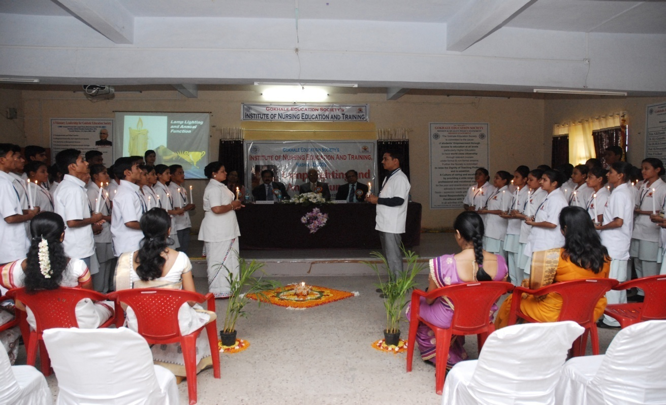 Lamp Lighting and Annual Function Celebration | Institute of ... for Lamp Lighting Ceremony  45ifm